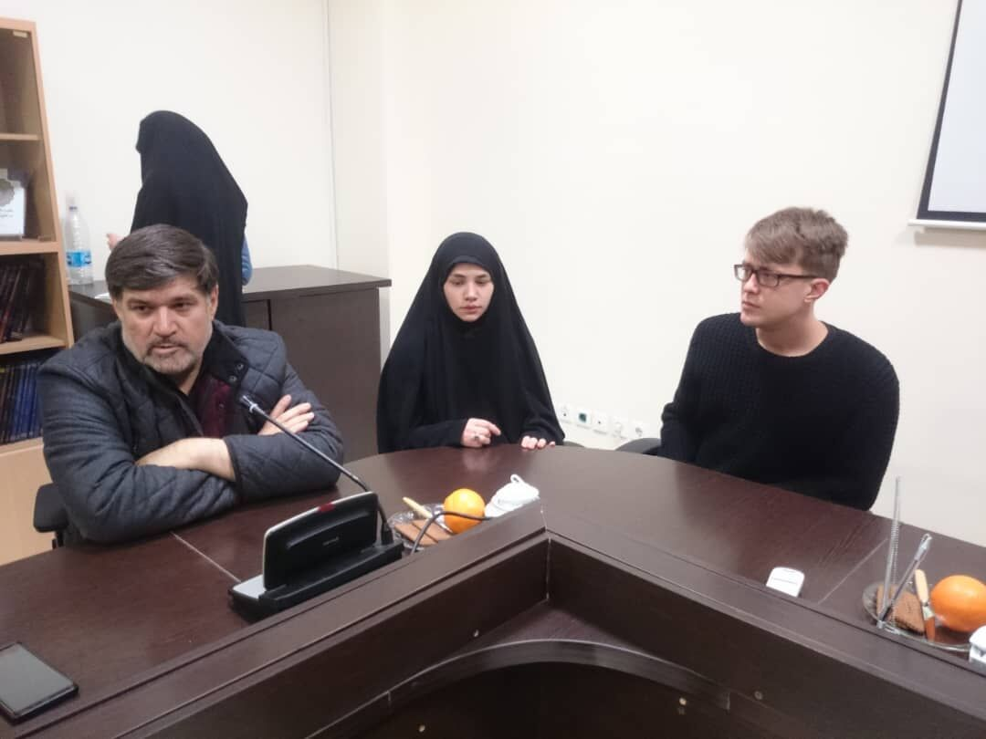 زوج تازه مسلمان شده روسی: تشرف به دین اسلام به ما هویت معنوی بخشید