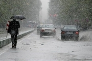 بارش برف و باران از روز سهشنبه آذربایجانشرقی را فرا میگیرد
