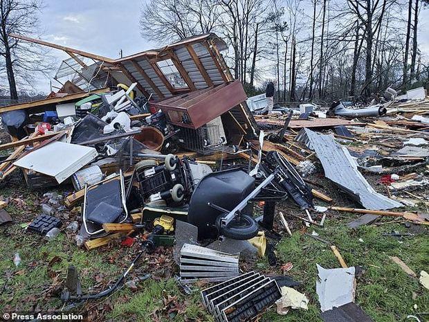طوفان آمریکا