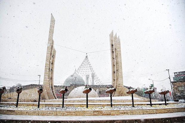 17 میلیمتر بارش در زنجان ثبت شد