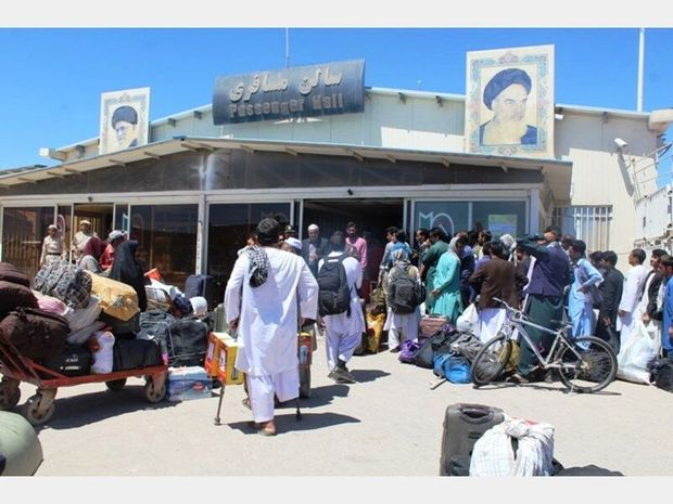ورود زائران افغانستانی اربعین حسینی به ایران ۷۸ درصد افزایش یافت