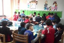 570 کانون ورزشی در اختیار دانش آموزان قرار گرفت