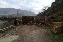 راه دسترسی هشت روستای عشایری در اندیکا بازگشایی شد