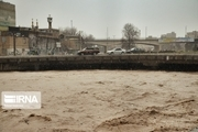 سیلاب لرستان فروکش کرد، بازار کرونا داغ شد