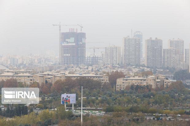 روند افزایش آلایندههای جوی در تهران متوقف میشود