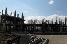 دستور توقف ساختمان بخش سوانح و سوختگی بیمارستان خوی صادر شده است