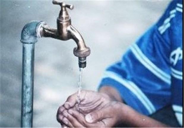 شاخص برخورداری از آب شرب روستایی فاروج ارتقا یافت