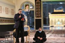 زیارت ناحیه مقدس با نوای  محمدرضا غلامرضازاده  درحرم مطهر امام خمینی (س)