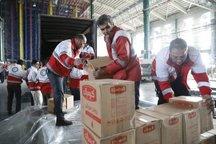 ارسال سومین محموله کمکهای مردمی اردبیل به مناطق سیل زده