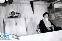 امام خمینی (س): بدخواهان باید بدانند هاشمى زنده است چون نهضت زنده است