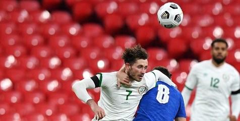 تست کرونای بازیکن ایرلندی پس از دیدار با انگلیس مثبت شد