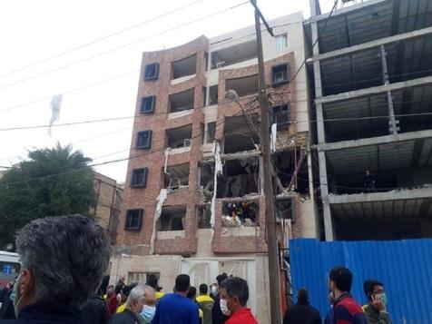 جزییات انفجار امروز در اهواز + فیلم
