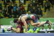 قهرمانی ایران در رقابتهای بین المللی کشتی آزاد جام تختی
