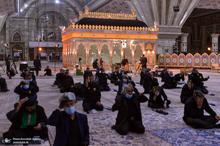 مراسم احیای شب بیست و سوم ماه مبارک رمضان در حرم امام خمینی(س)