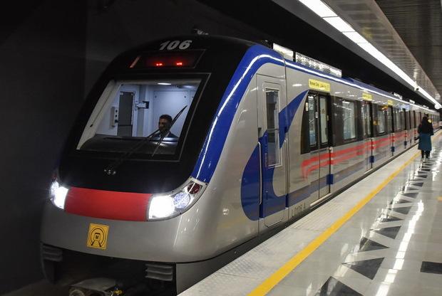قطارهای سریع السیر از ایستگاه ارم سبز به کرج اعزام می شود