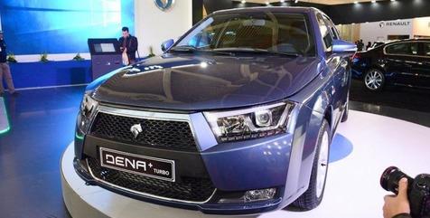 قیمت محصولات ایران خودرو در بازار +جدول