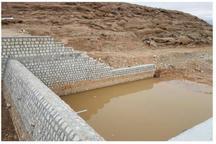 طرح آبخیزداری و تغذیه مصنوعی در خفر جهرم بهره برداری شد