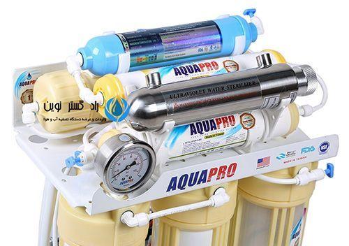 بهترین مدل های دستگاه تصفیه آب خانگی