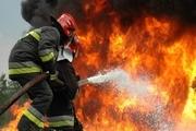 آتشسوزی در پتروشیمی آبادان مهار شد