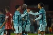 پیروزی پرگل لیورپول و صعود سخت سیتی در جام اتحادیه انگلیس