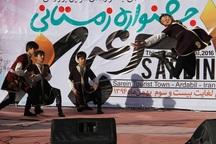 رویدادهای گردشگری زمستانی در استان اردبیل افزایش یافت