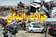 واژگونی پژو در جفیر ۳ نفر را به کام مرگ برد