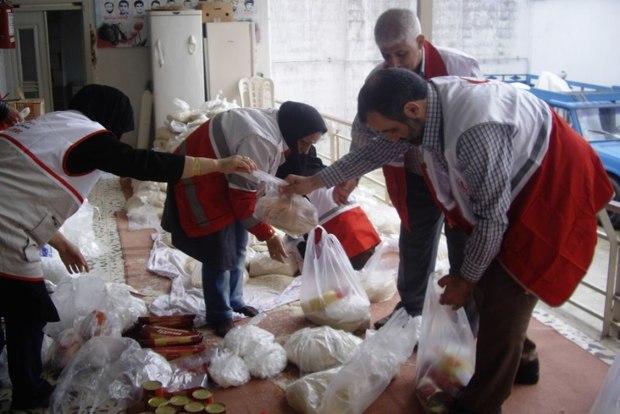 هلال احمر سمنان پنج هزار عضو داوطلب دارد