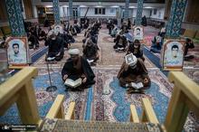 مراسم احیای شب بیست و سوم ماه مبارک رمضان در چالدران