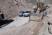 جاده کلات - مشهد مسدود شد