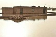۵ روستای سیستان در محاصره سیل قرار دارند