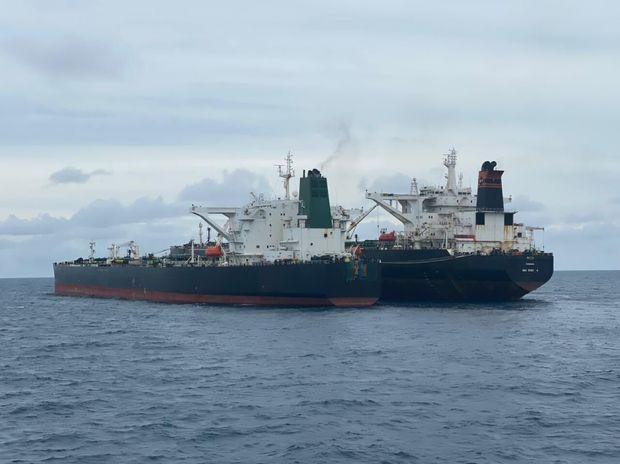 نفتکش توقیف شده ایران در اندونزی آزاد شد
