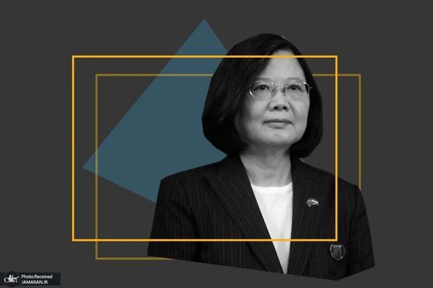 آیا چین از این زن می ترسد؟+ تصاویر