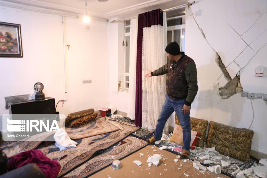 سایت اسکان موقت زلزلهزدگان در خانزنیان شیراز راهاندازی شد