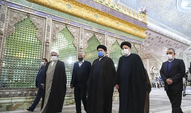 الإمام الخمینی قدس سره جسد مفاهیم و قیم العدالة فی المجتمع