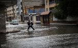 هوای بارانی کشور در اولین روز آخرین ماه سال
