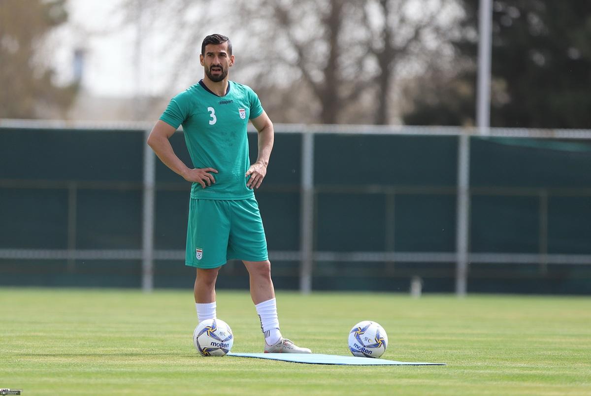 حرف های حاجصفی، بیرانوند و قایدی پس از ورود به اردوی تیم ملی فوتبال