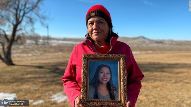 پرونده هایی که باز است : مفقود شدن، قتل و قاچاق زنان و دختران بومیان آمریکا