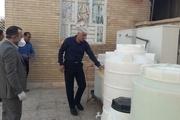 روزانه ۶۰۰ لیتر آب ژاول در دهلران تولید می شود
