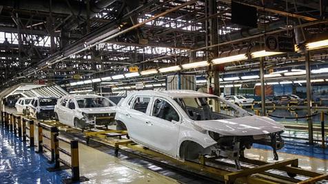 تولید 5 خودروی سواری 4 ستاره در ایران