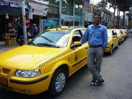 آغاز طرح پرداخت الکترونیکی کرایه تاکسی در تربتحیدریه