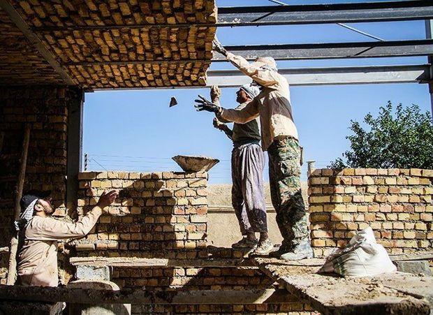 بازسازی واحدهای سیلزده لرستان امسال تمام می شود