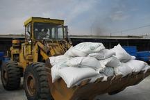 80 تن کود کشاورزی غیرمجاز در قزوین توقیف شد