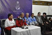 رئیس جمعیت هلال احمر: تا هر زمانی که نیاز باشد در مناطق زلزله زده خواهیم ماند