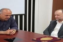 تقدیر ویژه استاندار البرز از مدیر عامل سازمان پارکهای کرج