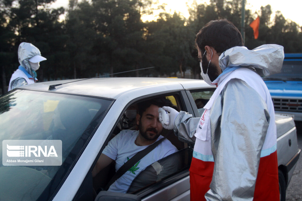 خودروهای غیربومی ورودی به شهرستان مرزی رازوجرگلان برگردانده شد