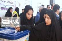 انتخابات شورای دانشآموزی در دیر برگزار شد