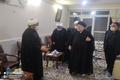 تصاویر/ حضور حجت الاسلام والمسلمین شهرستانی در بیت مرحوم آیت الله العظمی صانعی (ره)