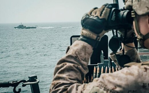 پیوستن رژیم صهیونیستی به ائتلاف نظامی، بشکه باروت خلیج فارس را مشتعل میکند