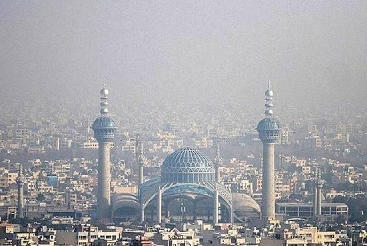 شدت آلودگی هوا موجب تشدید عوارض کرونا می شود