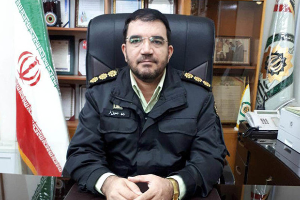 فرمانده انتظامی مراغه: فرهنگ سازی اولویت پلیس در ماه رمضان است